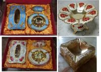 Casting mold & parts / tissue box / ashtray /compote dish / fruit plate