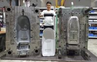 Big size Injection Tooling / Plastic&Injection Mold / Molded Parts