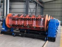 Wire cable Rigid Stranding Machine JLK-500 630 Winding for al copper steel wire shaped or round conductor stranding
