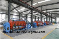 Wire cable Rigid Stranding Machine pay-off and take-up equipment