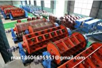 Winding for all copper and steel wire rigid strander  cable machinery