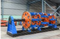Planetary Type Cable Stranding Machine drum twister