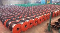 Fabricated Steel Reels.Corrugated Flange Steel ReelStructural Steel Reels.