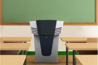 Digital Lectern, E-podium, for classroom