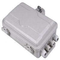 1-16 Ports ftth optical fiber terminal box / ftth outdoor fiber cabinet