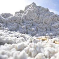 cheap price white cotton waste factory price
