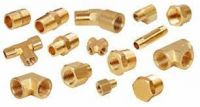 Brass Male Threaded Union Pipe Fittings For Plumbing