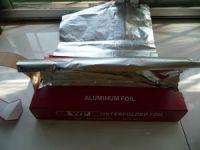 Pop-up Aluminum foil sheet