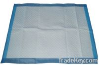 sell disposable underpads/under pad