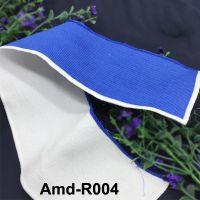 1x1 2x2 3x3 Rib flat knit collar cuffs trimmings for basketball jersey