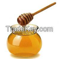 Natural Mustard Honey