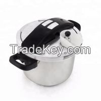 Pressure Cooker with easy lid