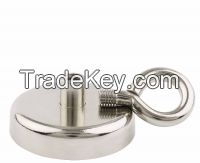 25mm 32mm 42mm 60mm Strong Neodymium Magnets with Hook