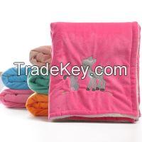 Sherpa Blanket For Winter