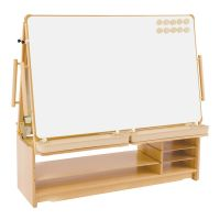 Children's Wooden Study Furniture Kids Drawing Board for Sale