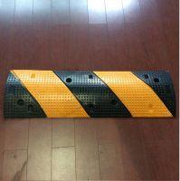 Cheap price driveway speed bumps pedestrian rubber speed bump