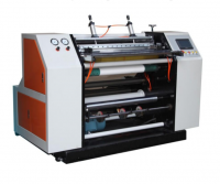 QFJ-900 model Thermal Fax Paper Roll Till Roll Slitting and Rewinding Machine