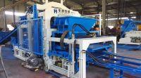 New technology QT5-15 automatic cement brick machine from famous brick making machine China Supplier