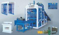 hot-sale QT4-15 full-automatic concrete brick making machine