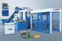 Large machine for making concrete brick QT10-15
