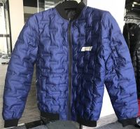 Mens down jacket padding padded outerwear light weight keep warm