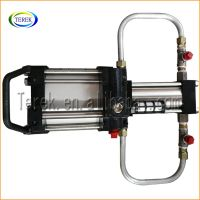 Best price reciprocating type high pressure compressed air booster pump