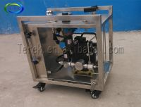 Professional pressurized self priming liquid booster pump with Stainless steel cabinet.