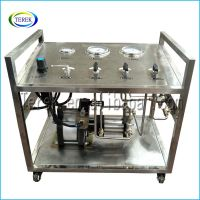High capacity pneumatic r600 refrigerant recovery pump for Refrigerant filling and recovery