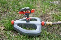 plastic pulsating water sprinkler