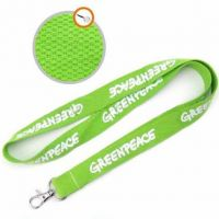 Recyclable and environmental-friendly Cotton Lanyard