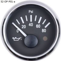 Supply 52mm auto oil gauge 4-7USD