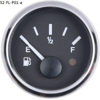 Supply 52mm auto Fuel gauge 4-7USD