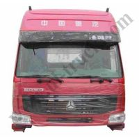 Sinotruk HOWO HW76 Single Cabin spare part cab assembly