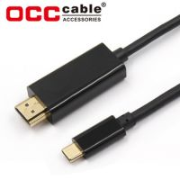 Usb C To Hdmi Cable Type C To Hdmi For Computer Hd Tv Support 4K