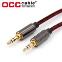 Amplifier Car Audio Aux Cable for iPhone Car Headphone Beats Speaker