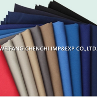 T/C 65/35 45x45 110x76 150cm dyed fabric