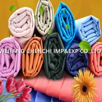T/C 80/20 45x45 110x76 150cm dyed fabric