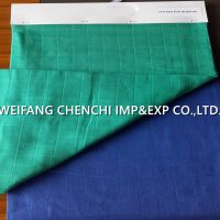 100% cotton 21x21 78x74 double face for hospital 150cm dyed chlorine bleach resistance
