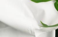 T/C 65/35 45x45 110x76 150cm white fabric