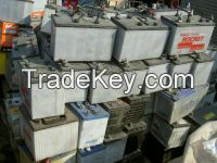 dried Lead Acid Battery Scrap