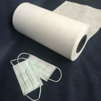 BFE99 melt blown nonwoven fabric for surgical face mask