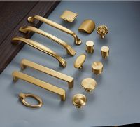 New American Style brass cabinet door handles and knobs