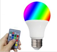 B22 E27 Led Smart Bulb Wifi RGBW Color Changing Free APP Control Wifi Led lamp Bulb light