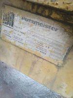 PUTZMEISTER 1406 ELECTRIC CONCRETE PUMP