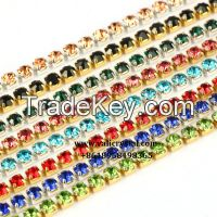 Wholesale Rhinestone Chain Trimming