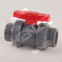 Plastic Threaded Ball Valve