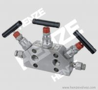 3 Way Instrument Manifold