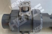 Plastic Threaded Diaphragm Valve