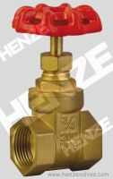 Brass Threaded Gate Valve