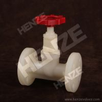 Plastic Threaded Globe Valve